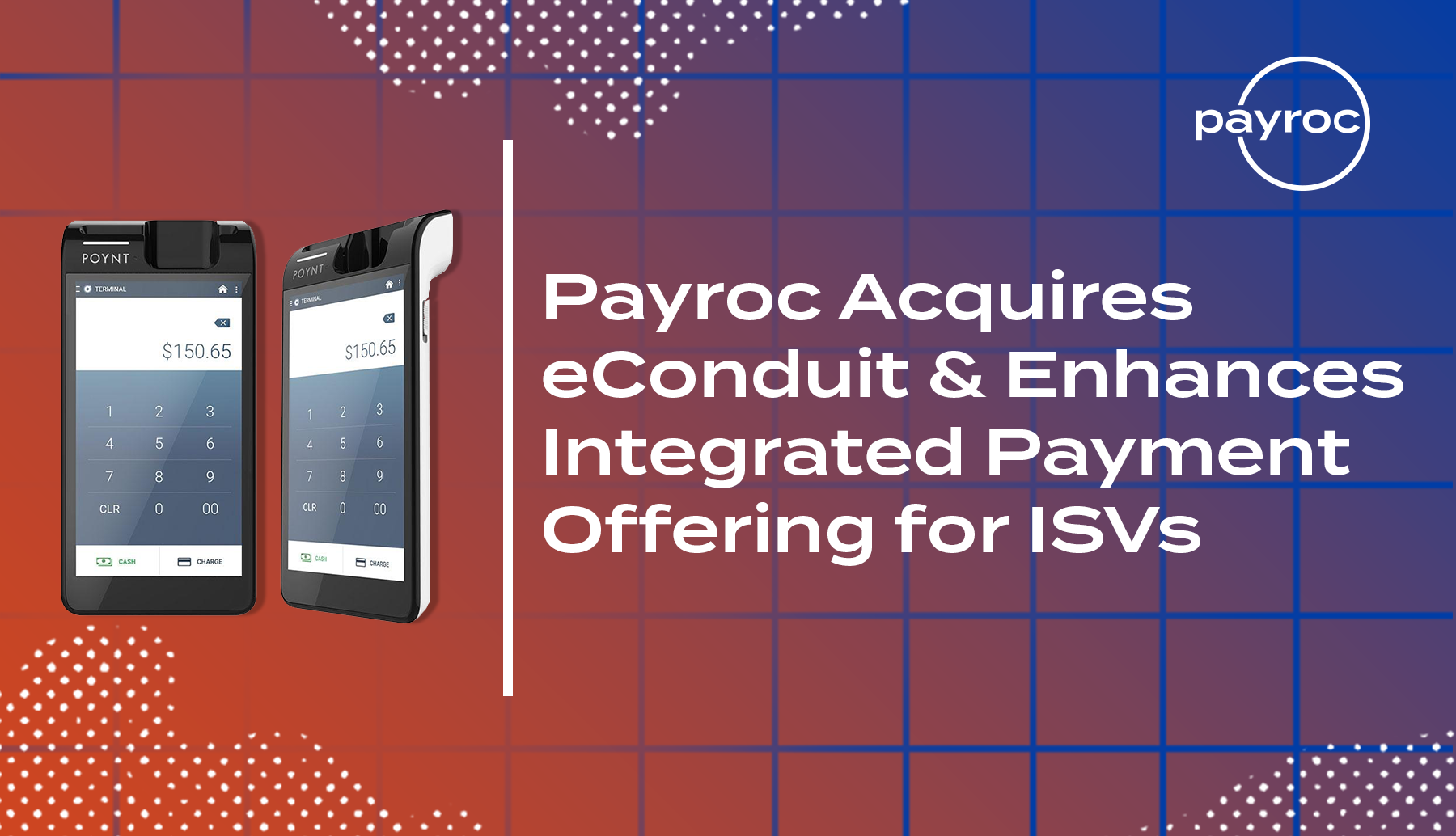 payroc acquires eConduit